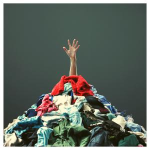 la contaminación de la moda en el medio ambiente