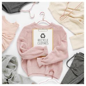 la importancia de reciclar la ropa